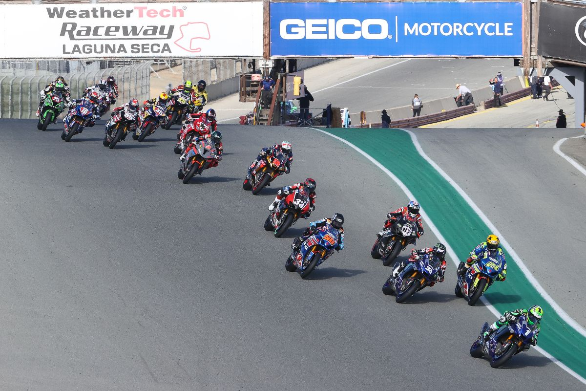 210527 GEICO To Back MotoAmerica Championship Season As Official Partner In Three-Year Agreement