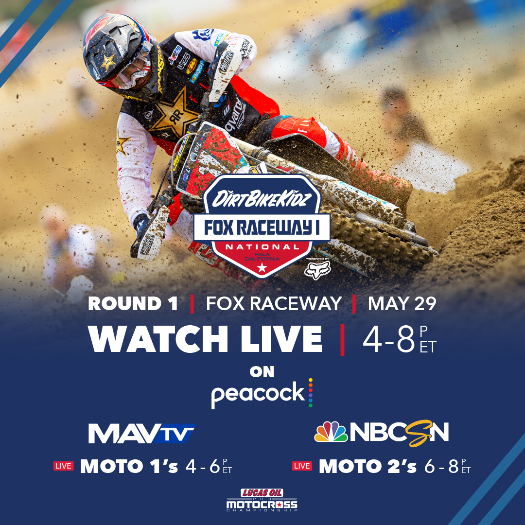 210528 How to Watch- DirtBikeKidz Fox Raceway I National