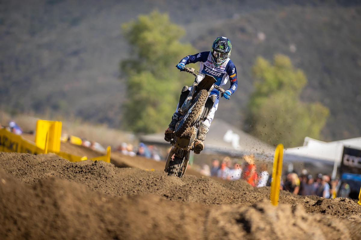 210530 Aaron Plessinger captured his first 450 Class podium result in third