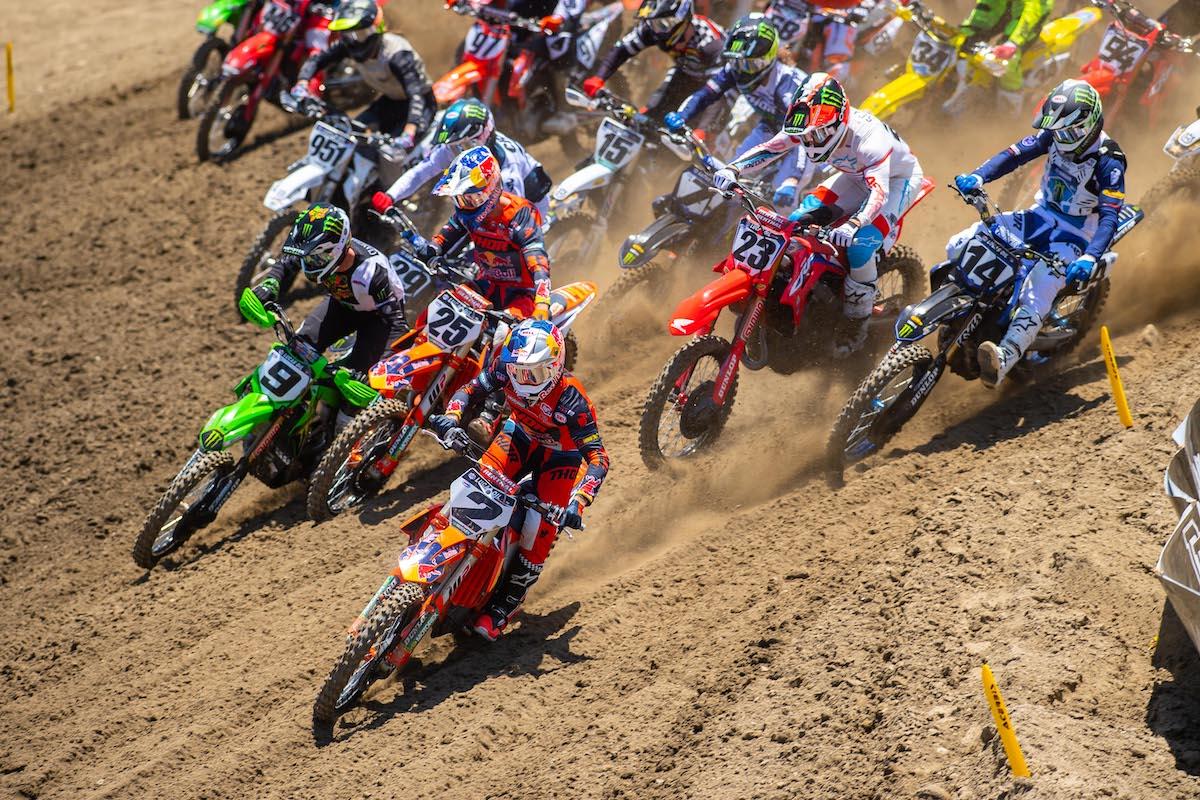210530 The 2021 Lucas Oil Pro Motocross Championship has begun