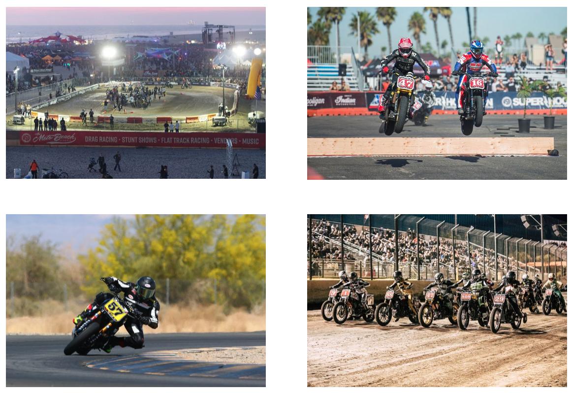 4 Races. 4 Disciplines. 1 Bike
