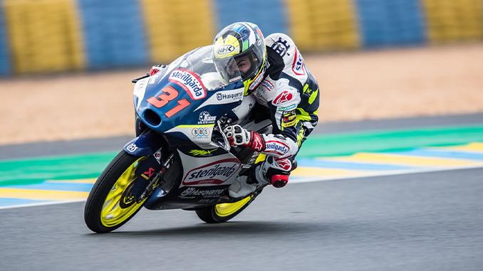 Adrian Fernandez Moto3 2021 Le Mans (678)