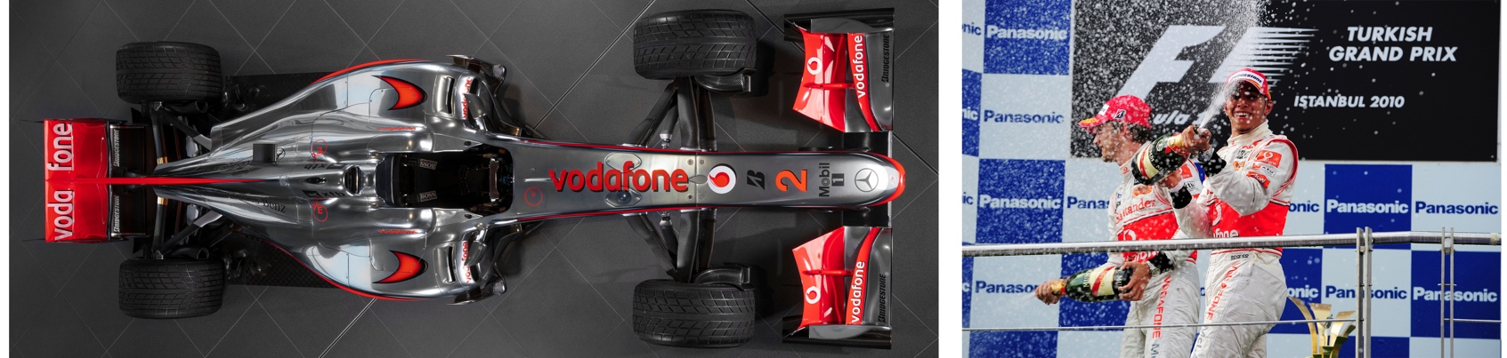 First Ever Lewis Hamilton Formula 1® Race Winning car to be Auctioned Live by RM Sotheby's 1
