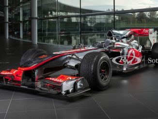 First Ever Lewis Hamilton Formula 1® Race Winning car to be Auctioned Live by RM Sotheby's (678)