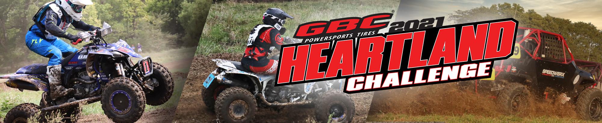 GBC Heartland Challenge Returns for 2021 banner