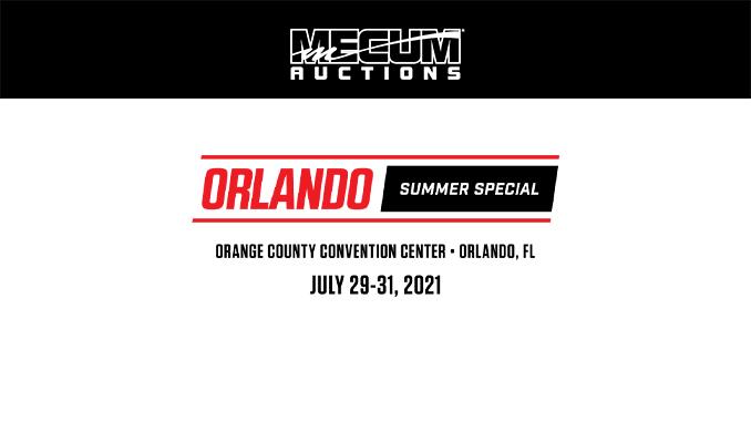 Mecum Auctions Orlando Summer Special (678)