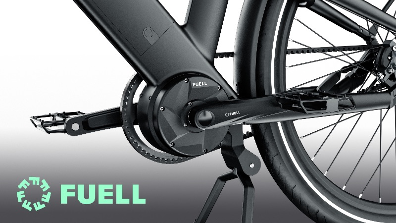 Motor- FUELL-Bofeili 500W mid-drive with 100Nm (73 ft-lbs) of torque
