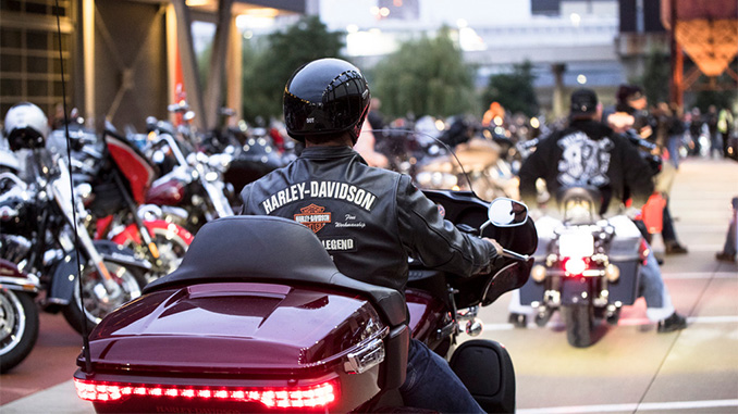 New Harley-Davidson Hometown Rally Set For Labor Day Weekend (678)