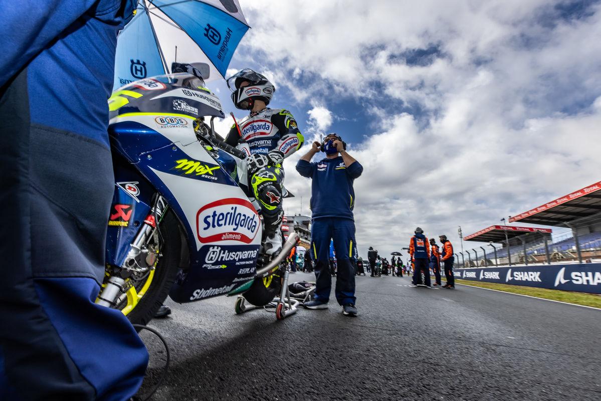 Romano Fenati 2021 Moto3 Le Mans-1