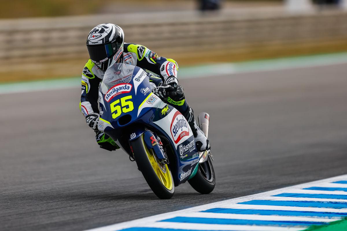 Romano Fenati 2021 Moto3 Spain-2