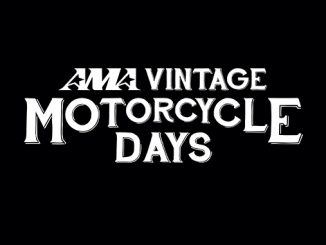Vintage Motorcycle Days logo (678)