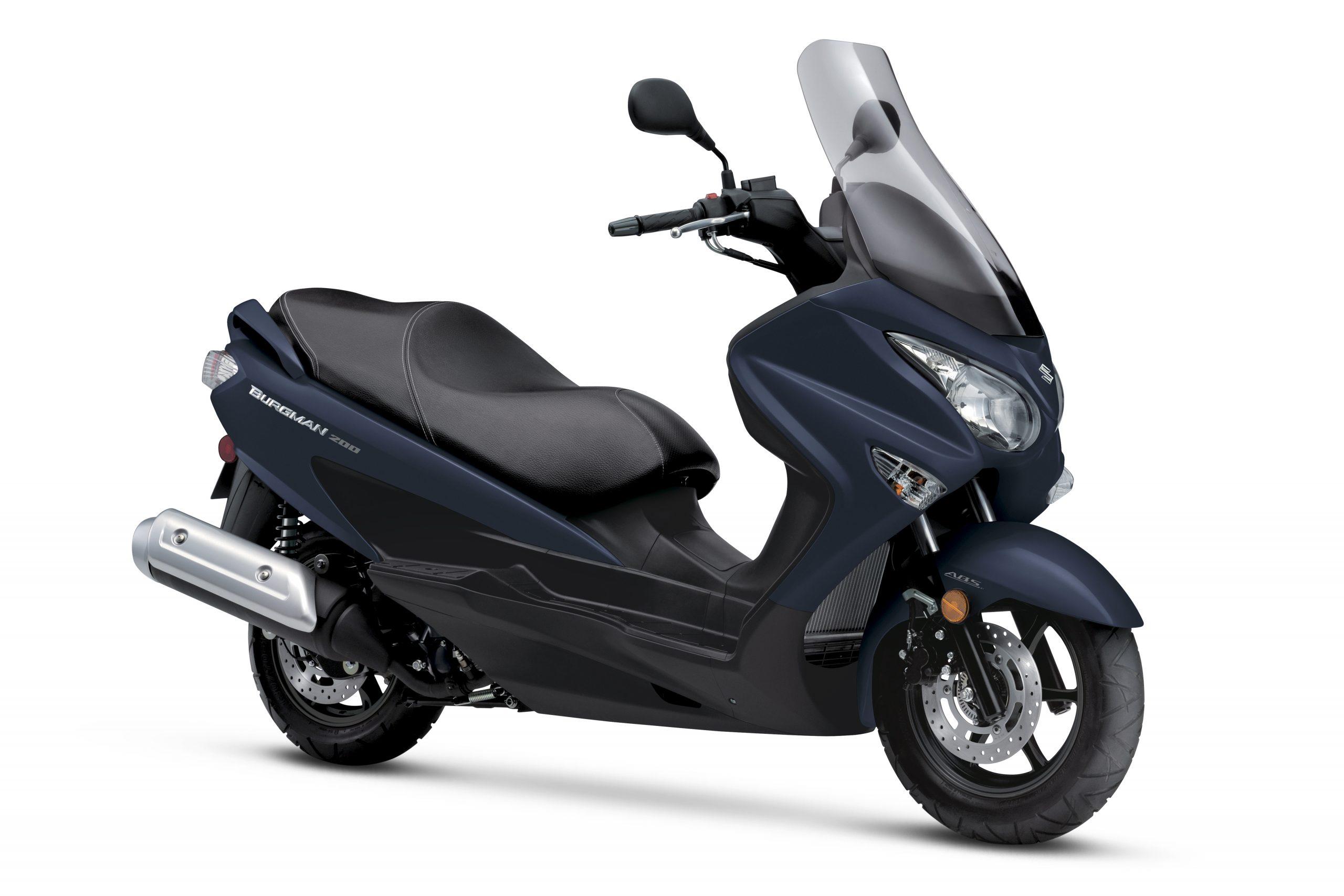 2022 Suzuki Burgman 200