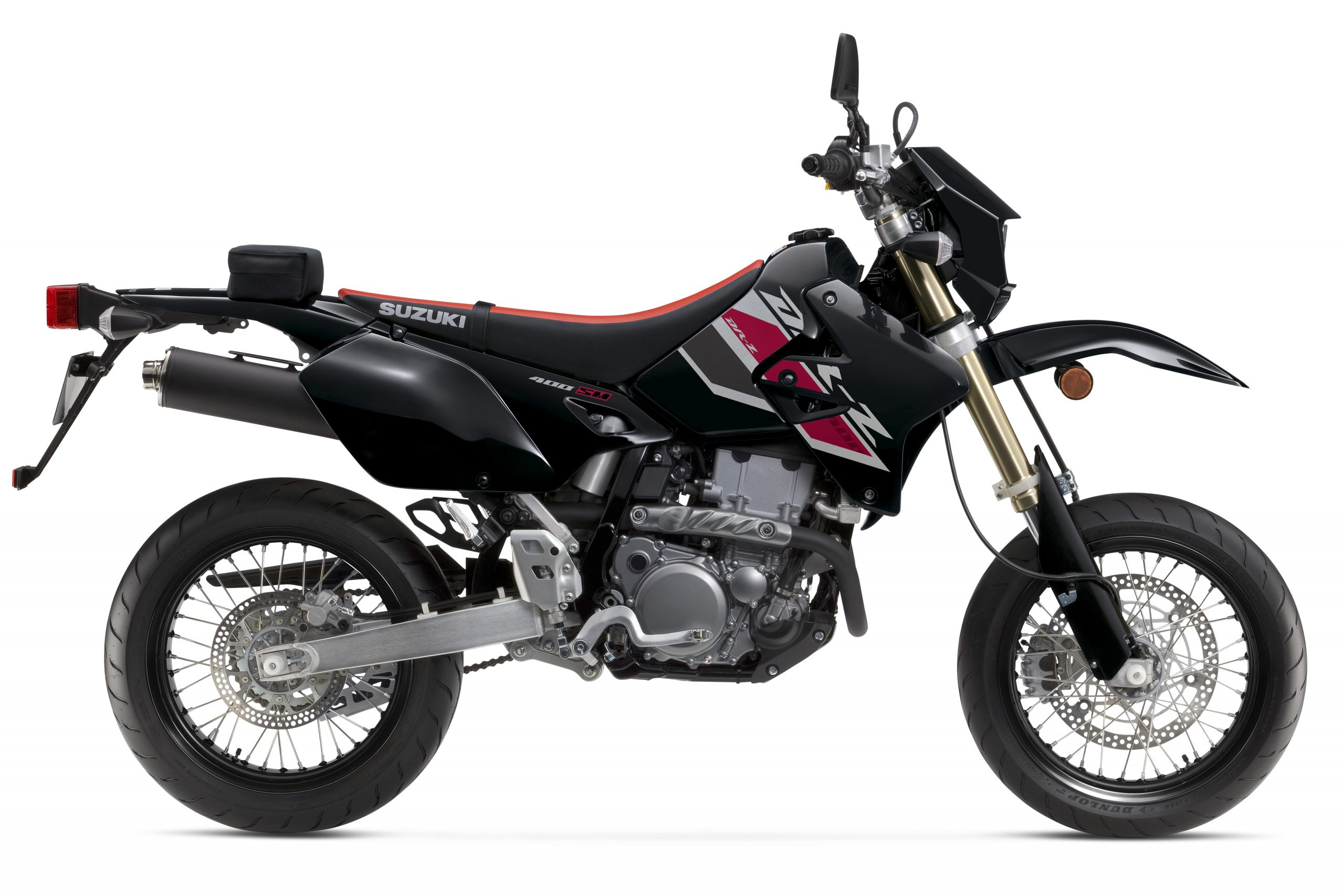 2022 Suzuki DR-Z400SM Supermoto