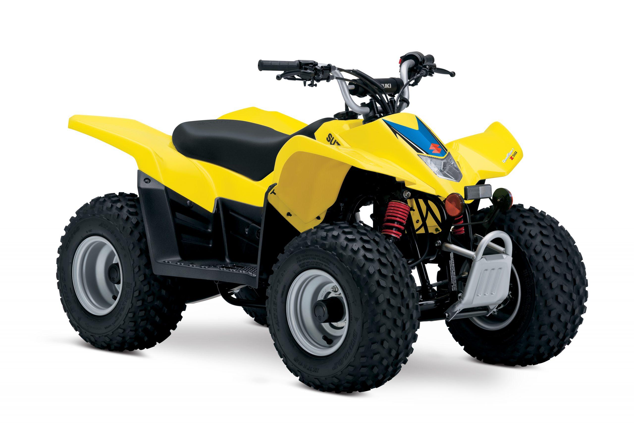 2022 Suzuki QuadSport Z50