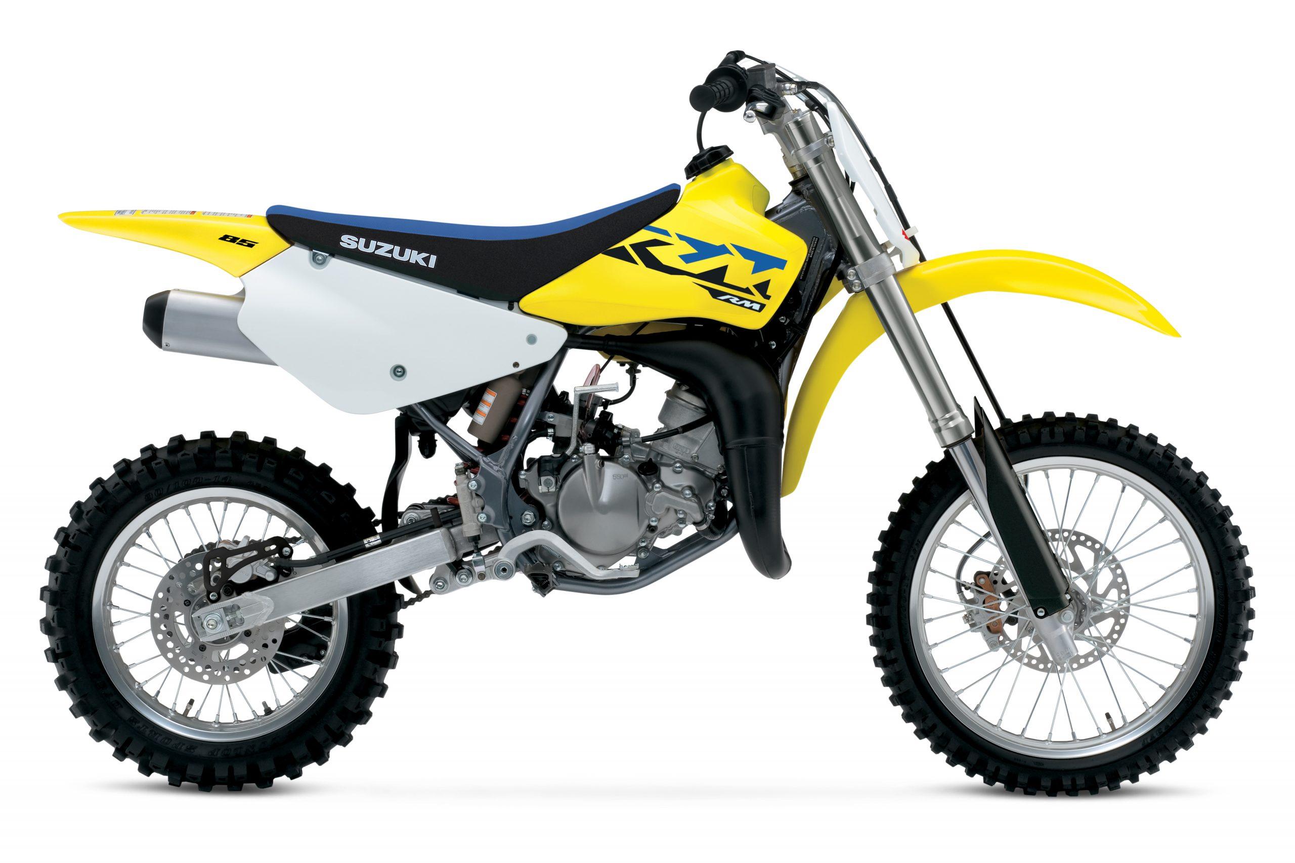 2022 Suzuki RM85