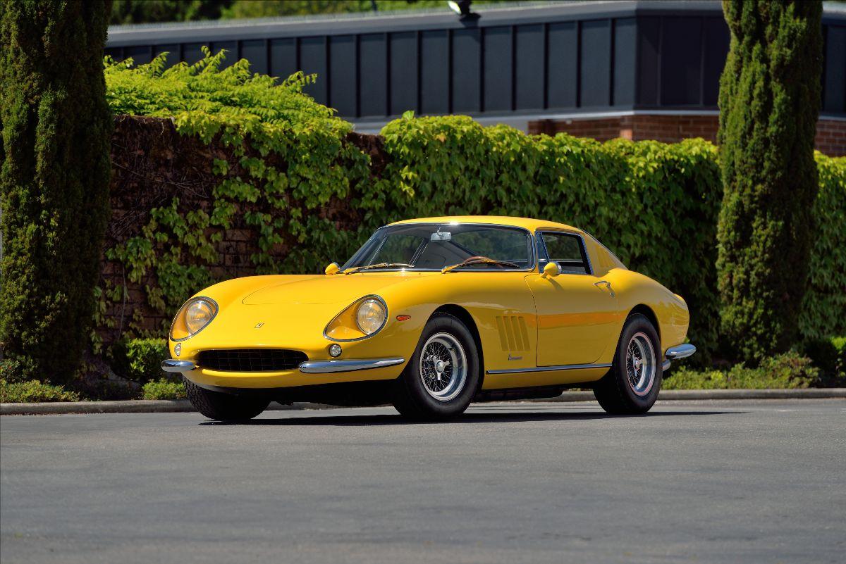 210603 1966 Ferrari 275 GTB:6C Long Nose S:N 08431, 21,000 Miles