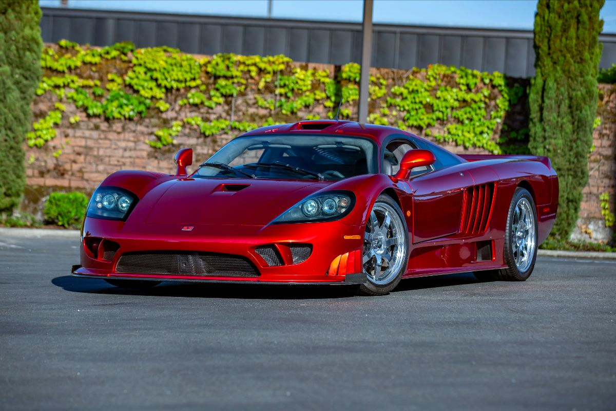 210603 2005 Saleen S7 Twin Turbo 755 Miles, 1 of 14 Produced