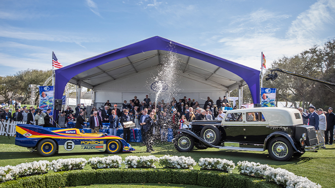 210624 Hagerty Welcomes Amelia Island Concours d'Elegance to Growing Event Portfolio, Credit- Deremer Studios LLC (678)