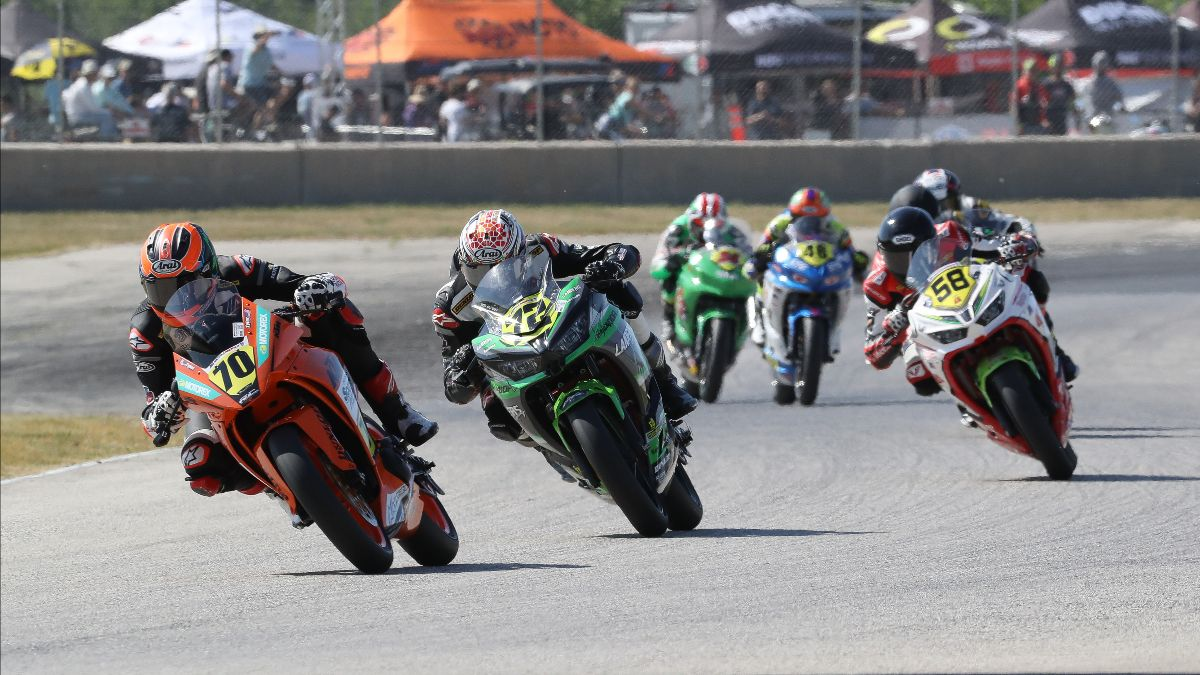 210624 It's A Fight For Titles As MotoAmerica Brings The Show To Ridge Motorsports Park