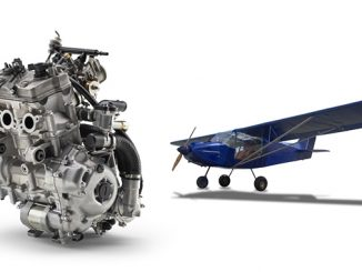 210629 Base engine built by Yamaha Motor scheduled for installation in the prototype aircraft (678)