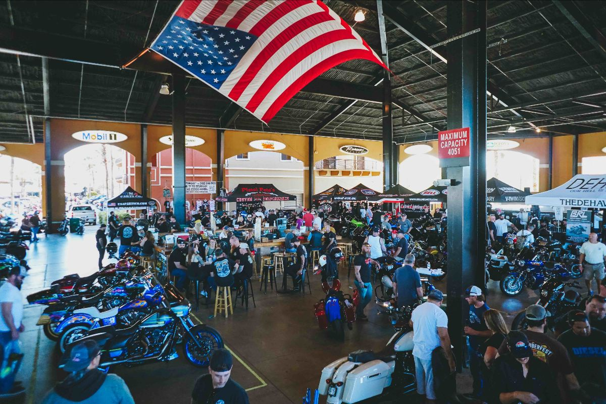 210630 Shark Squad Motorcycle Attorneys will be the host sponsor of the V-Twin Visionary Performance Bike Show presented by Harley-Davidson