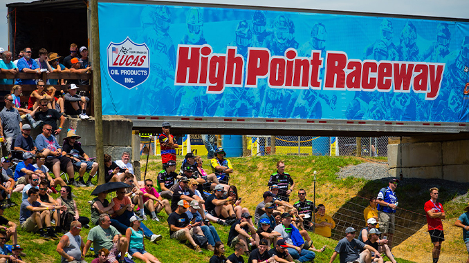 How to Watch- GEICO Motorcycle High Point National (678)