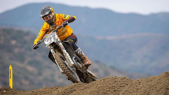 Jason Anderson - Rockstar Energy Husqvarna Factory Racing (678)