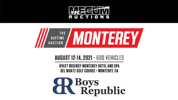 Mecum Monterey Boys Republic logo (678)