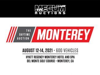 Mecum Monterey logo (678)