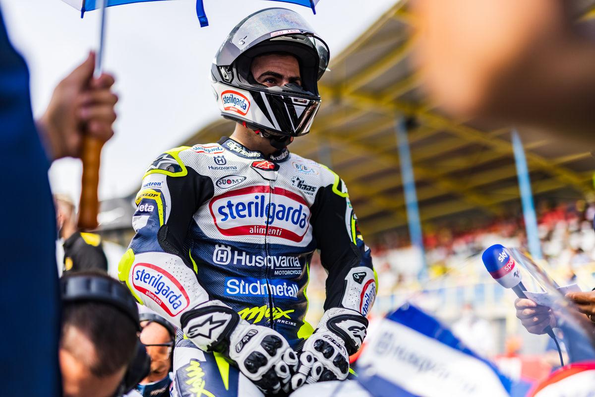 Romano Fenati 2021 Moto3 Netherlands-1
