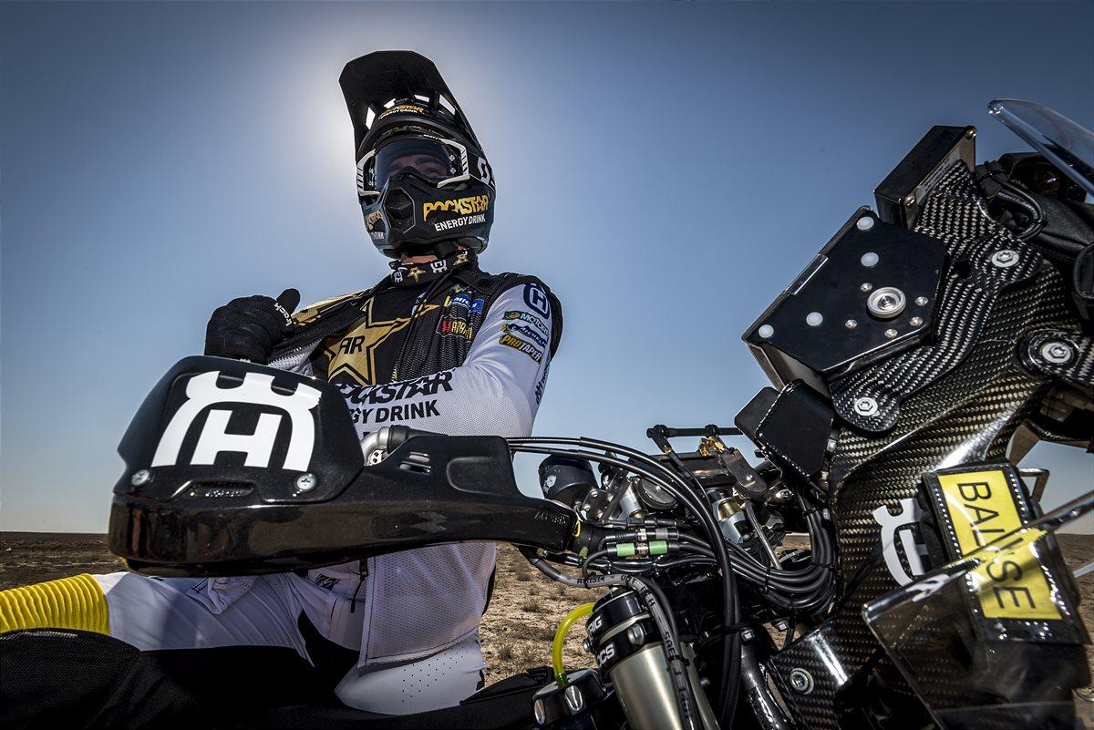 Silk Way Rally - Skyler Howes - Rockstar Energy Husqvarna Factory Racing-13