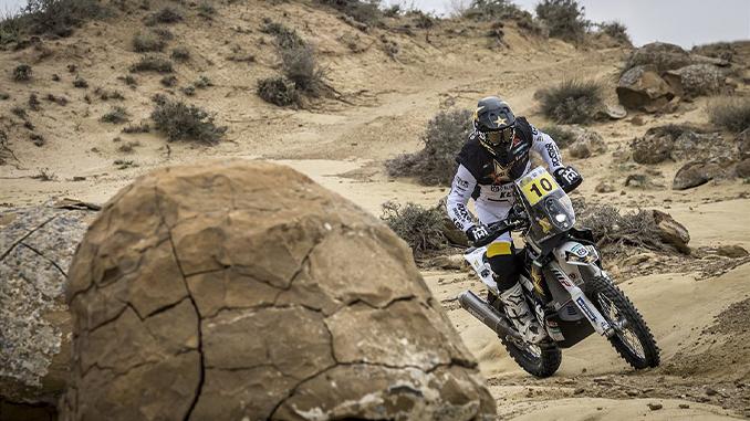 Skyler Howes - Rockstar Energy Husqvarna Factory Racing (678)