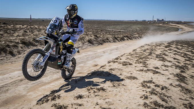 Skyler Howes - Rockstar Energy Husqvarna Factory Racing stage 1 - (678)