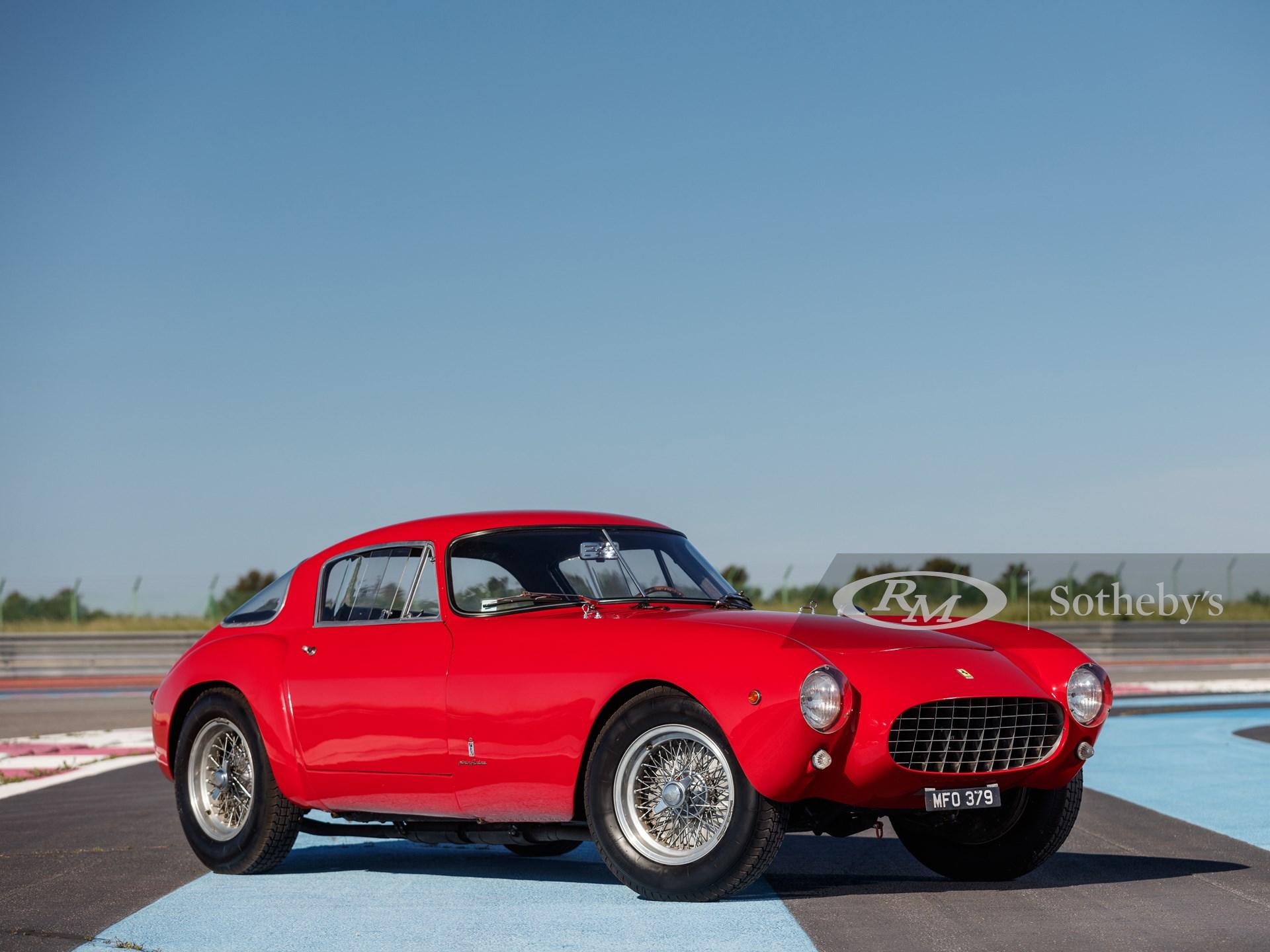 1955 Ferrari 250 GT Berlinetta Competizione