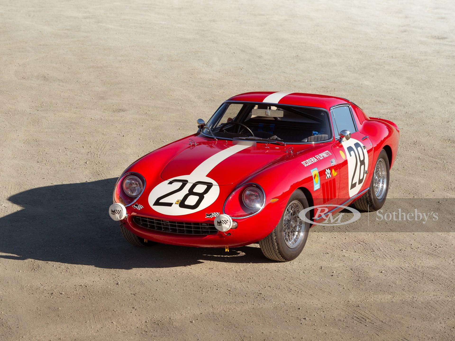 1966 Ferrari 275 GTB Competizione (Robin Adams ©2021 Courtesy of RM Sotheby's) (1)