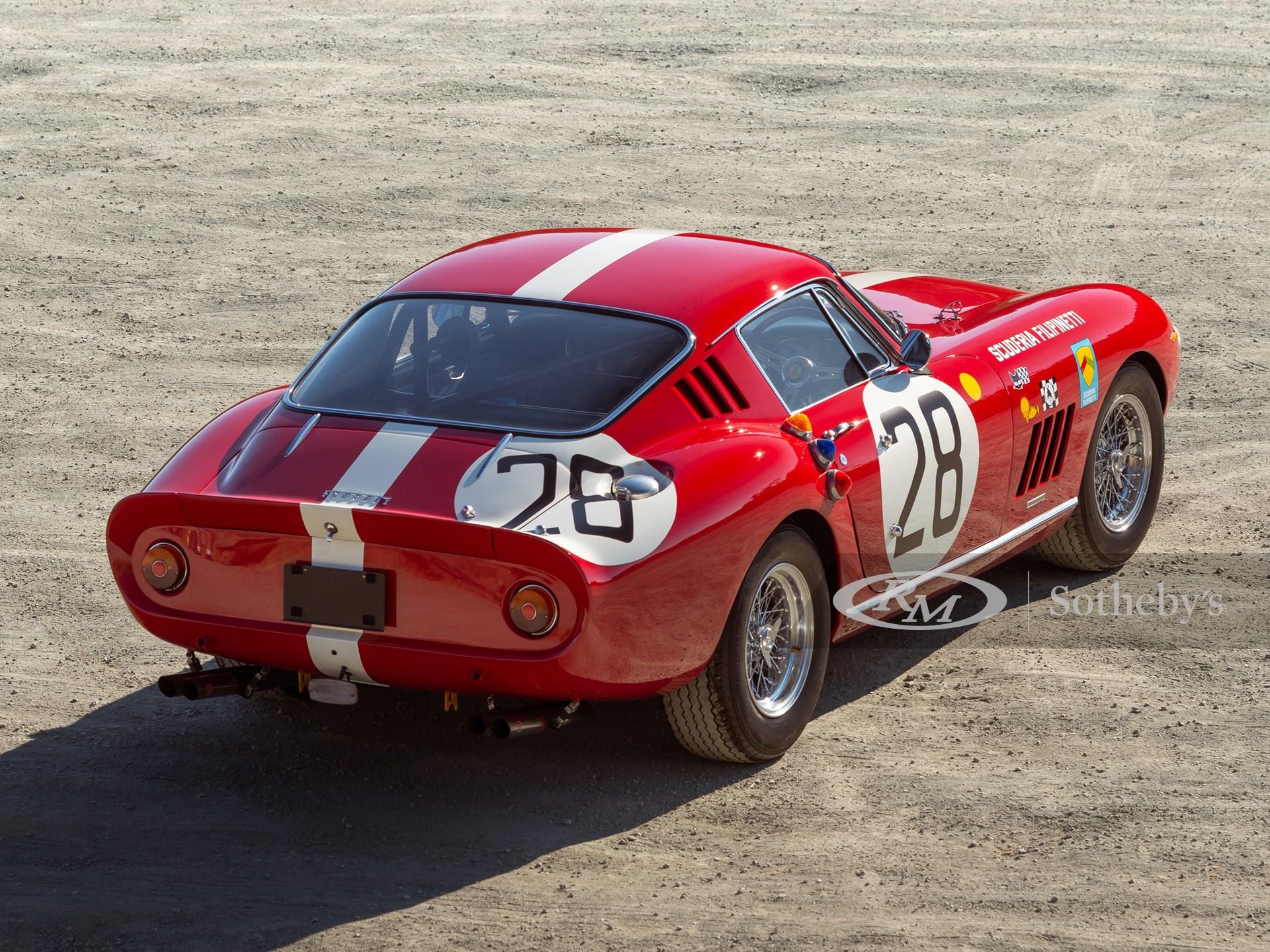 1966 Ferrari 275 GTB Competizione (Robin Adams ©2021 Courtesy of RM Sotheby's) (2)
