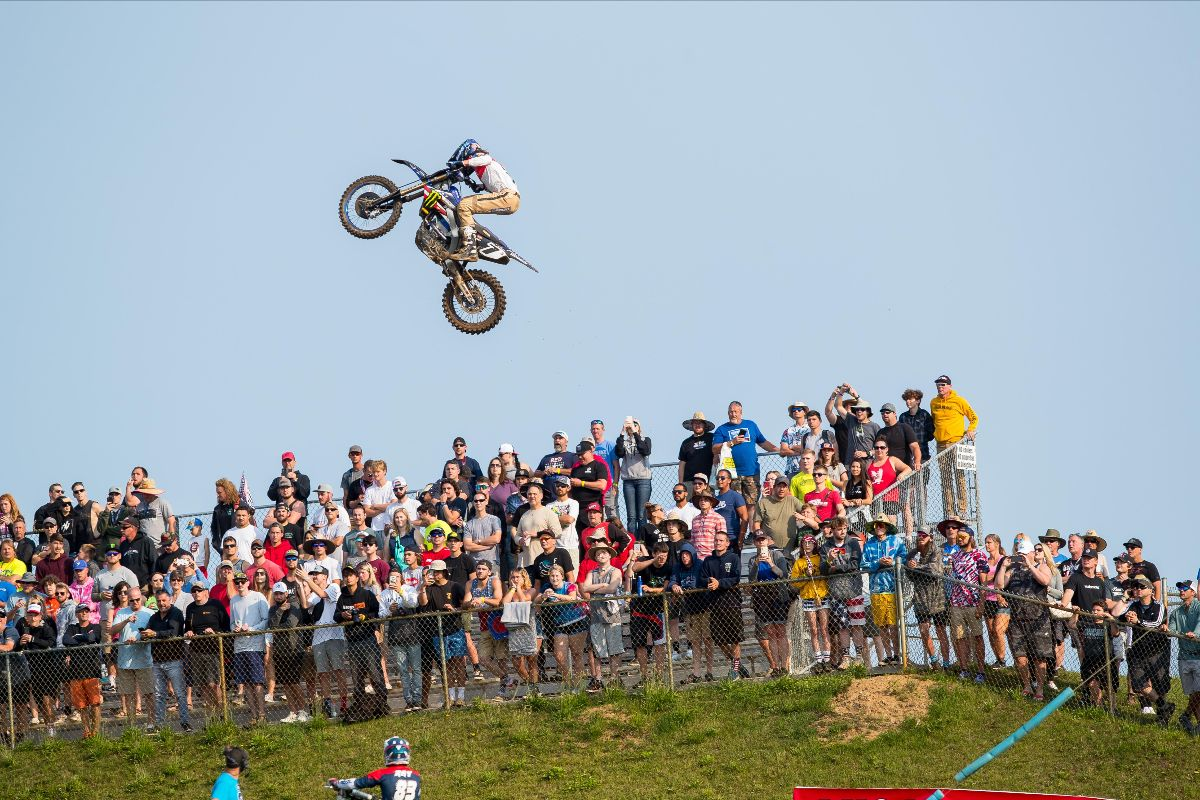 210704 Aaron Plessinger stretching it out over the famous Larocco's Leap