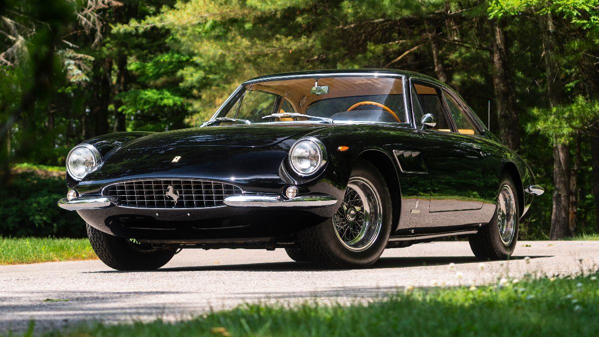 210707 1965 Ferrari 500 Superfast S:N 6305, No. 15 of 36 Produced