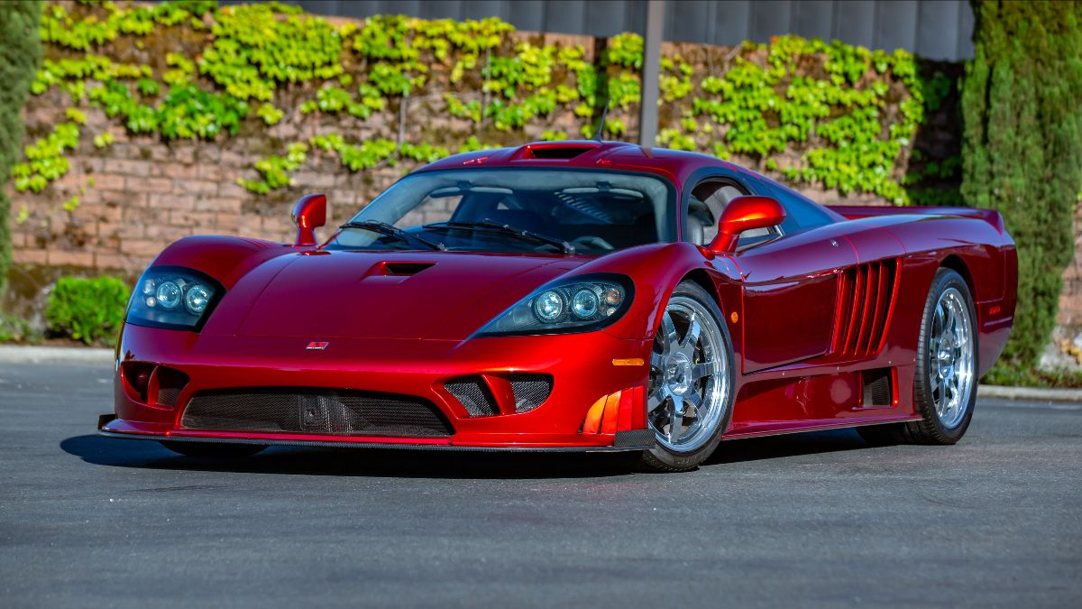 210707 2005 Saleen S7 Twin Turbo 755 Miles, 1 of 14 Produced