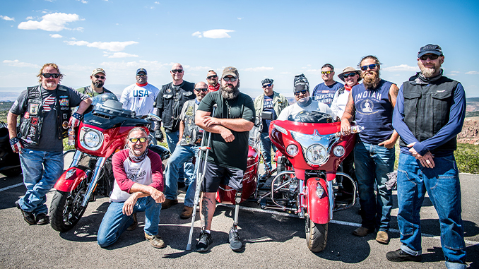 210707 Indian Motorcycle and Veterans Charity Ride Mark 7th Annual Motorcycle Therapy Adventure to Sturgis (678)