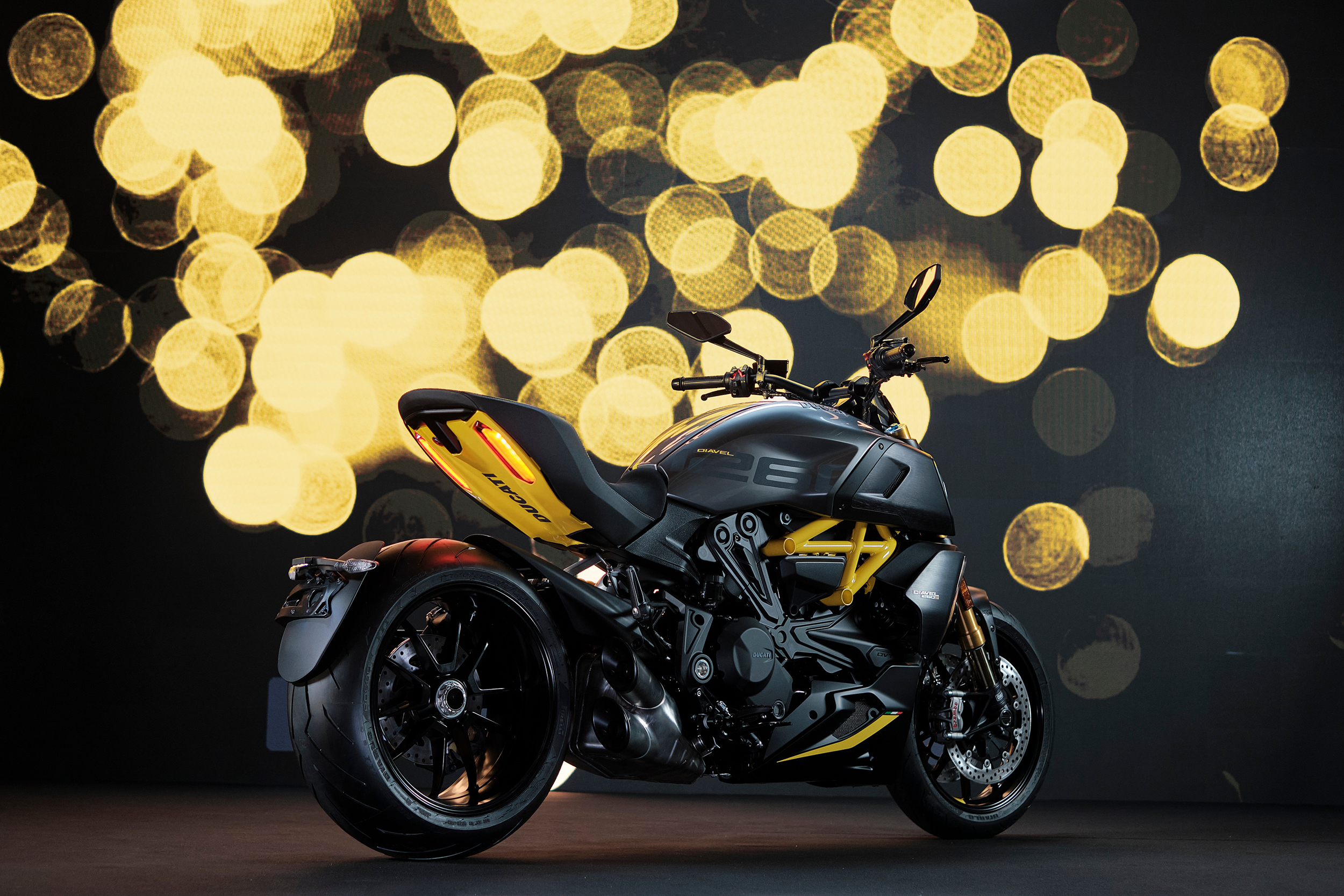 """210716 Diavel 1260 S """"Black and Steel"""""""