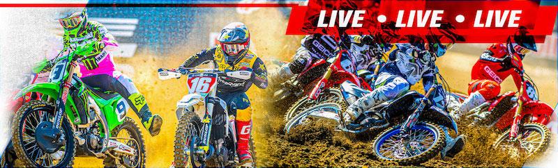 210721 MAVTV Motorsports Network to Showcase Full Slate of Live Coverage from Lucas Oil Pro Motocross Championship Washougal National