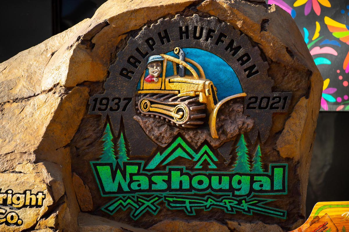210725 The 2021 Washougal National was the first since the passing of track patriarch Ralph Huffman