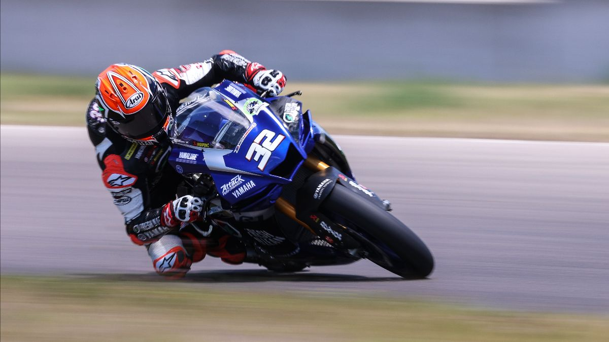 210728 Gagne Going For 10 Straight As MotoAmerica Brings Superbike Racing Back To Brainerd International Raceway