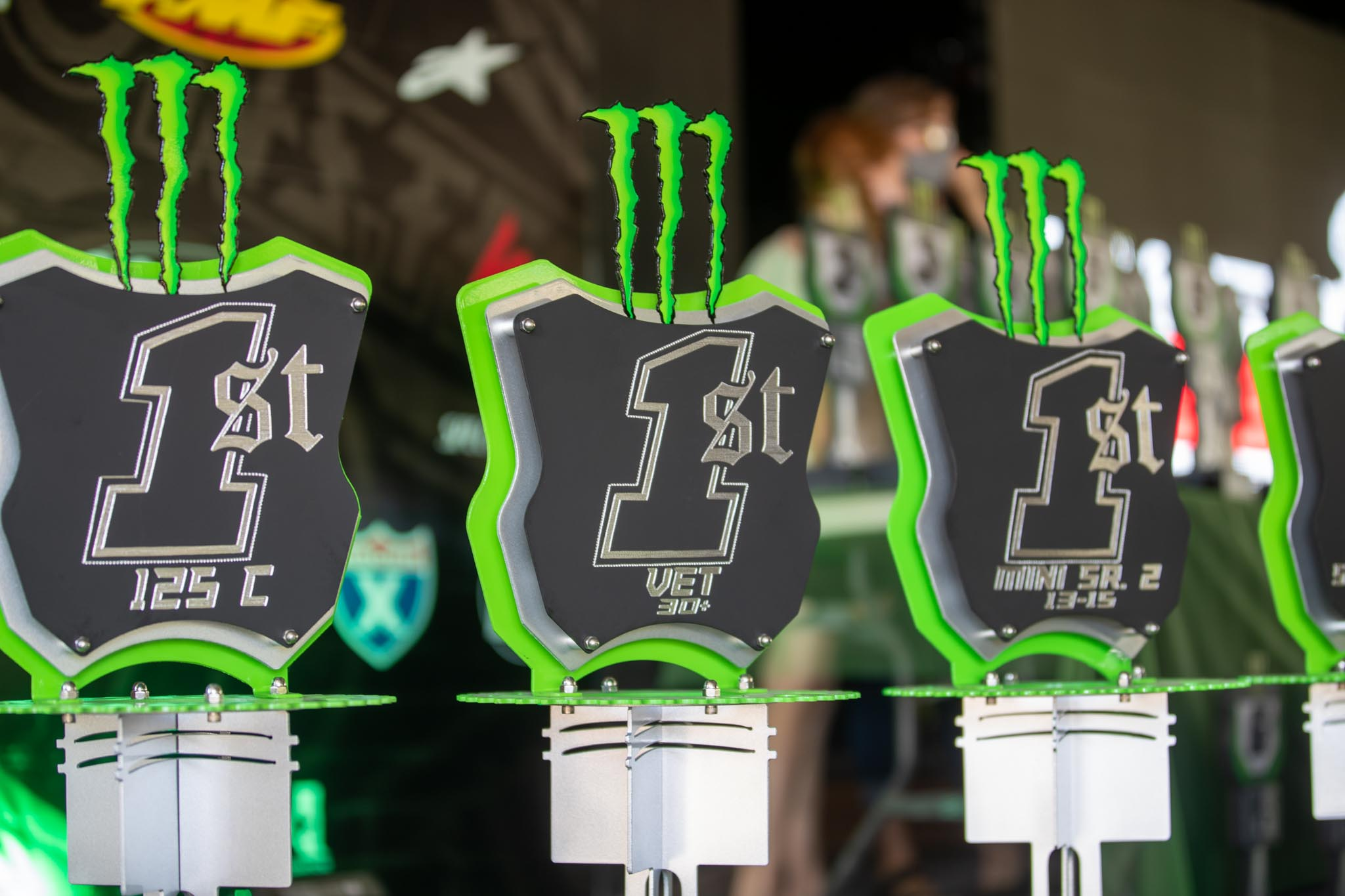 210729 Monster Energy returns as the title sponsor of the 2021 event, also returning will be the one-of-a-kind National Champion trophies
