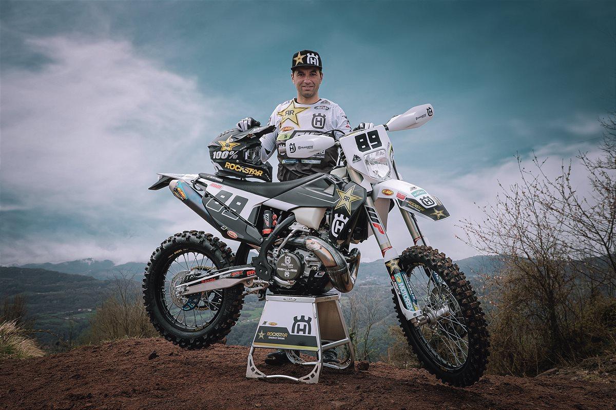 Alfredo Gomez - TE 300i - Rockstar Energy Husqvarna Factory Racing-1
