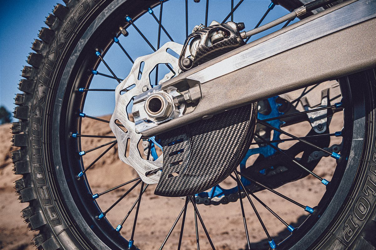 FACTORY WHEELS AVAILABLE NOW FROM HUSQVARNA MOTORCYCLES