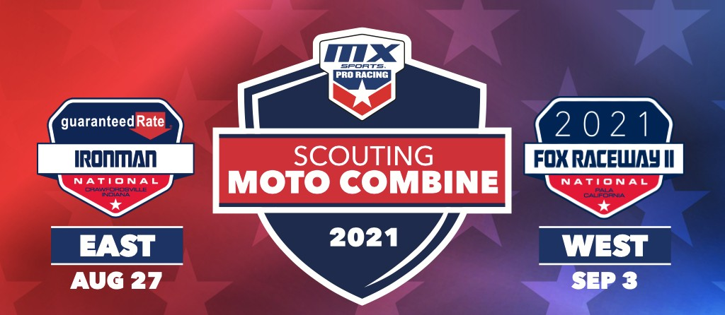 MX Sports Pro Racing Introduces Scouting Moto Combine