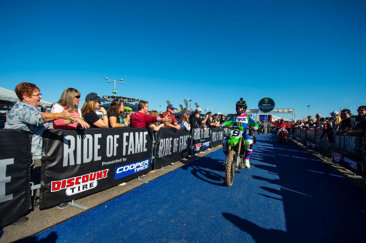 Monster Energy Kawasaki athlete Adam Cianciarulo