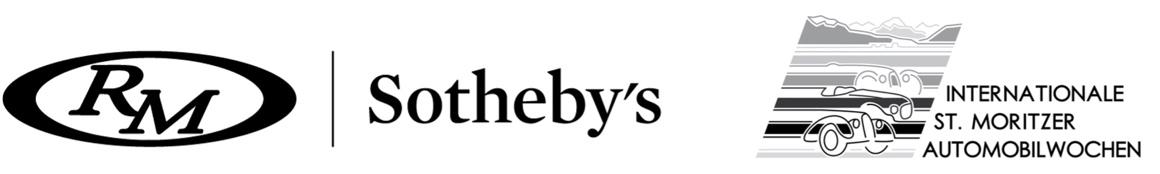 RM Sotheby's Announces New St. Moritz Auction banner